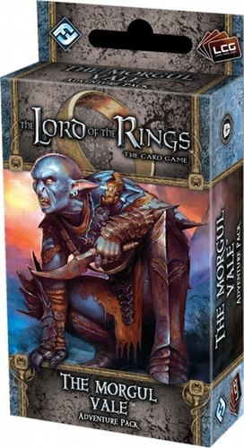 The Lord of the Rings LCG: Against the Shadow Cycle - The Morgul Vale Adventure Pack Box [6 packs]