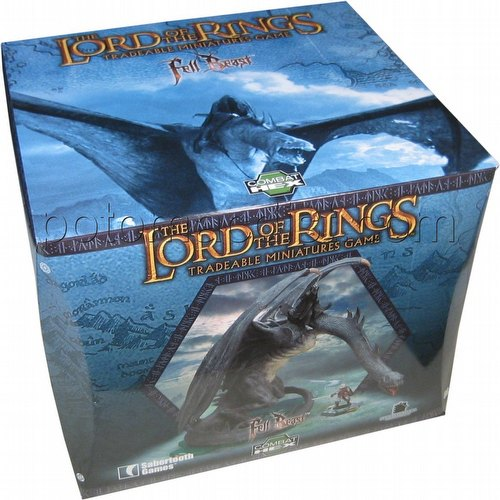 Lord of the Rings Miniatures Game [TMG]: Witch-King on Fellbeast