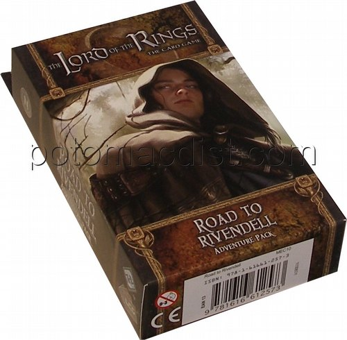 The Lord of the Rings LCG: Dwarrowdelf Cycle - Road to Rivendell Adventure Pack