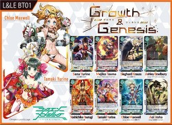 Luck & Logic: Growth & Genesis Booster Case [16 boxes]