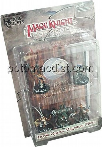 Mage Knight: Dungeons Magestone Mines
