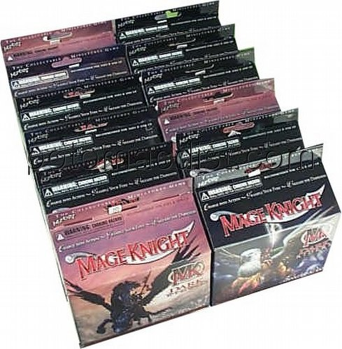 Mage Knight: Dark Riders [12 booster packs]