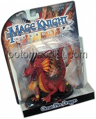 Mage Knight: Great Fire Dragon