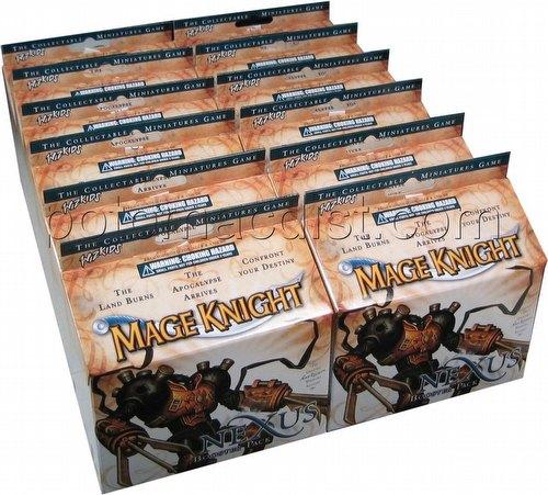 Mage Knight: Nexus [12 booster packs]