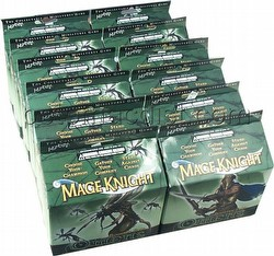 Mage Knight: Omens [12 booster packs]