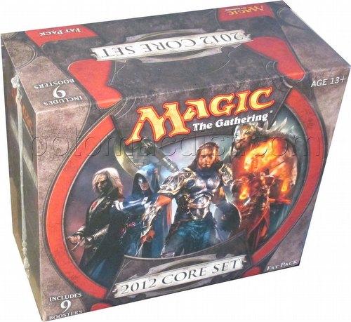 Magic the Gathering TCG: 2012 Fat Pack