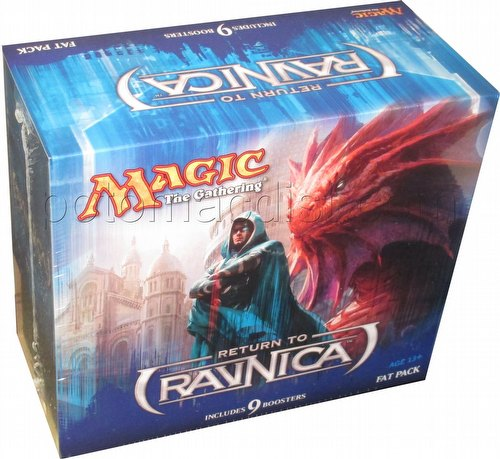 Magic the Gathering TCG: Return to Ravnica Fat Pack