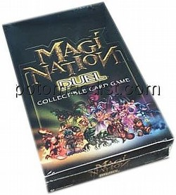 Magi-Nation CCG: Duel Booster Box [1st Edition]