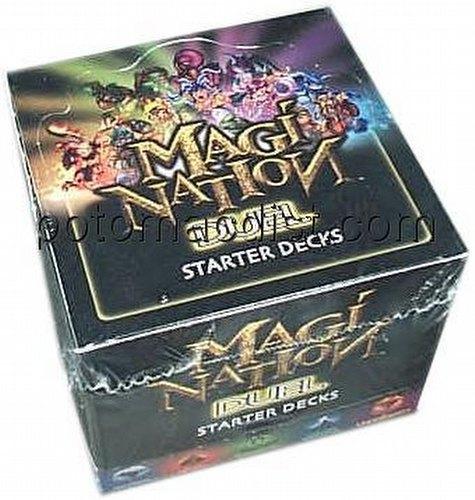 Magi-Nation CCG: Duel Starter Deck Box [1st Edition]