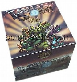 Magi-Nation CCG: Voice of the Storms Starter Deck Box