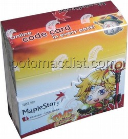MapleStory iTrading Card Game [iTCG]: OMG Bosses! Booster Box