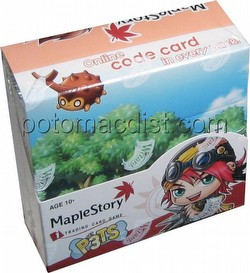 MapleStory iTrading Card Game [iTCG]: P3TS Booster Box
