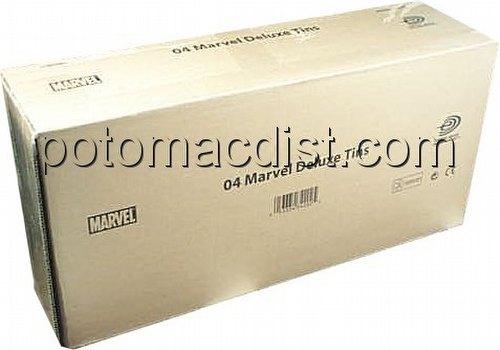 Marvel VS TCG: Deluxe 2 Player Tin Case [12 tins]