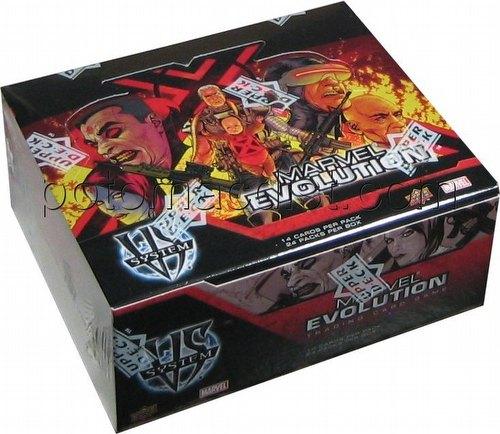 Marvel VS TCG: Evolution Booster Box