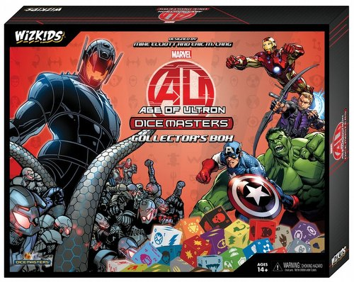 Marvel Dice Masters: Avengers - Age of Ultron Dice Building Game Collector