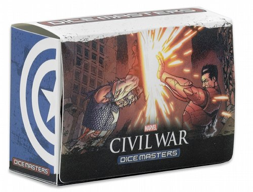 Marvel Dice Masters: Avengers - Age of Ultron Dice Building Game Team Box
