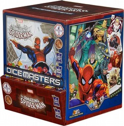 Marvel Dice Masters: The Amazing Spider-Man Dice Building Game Gravity Feed Box