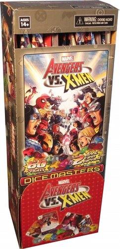 Marvel Dice Masters: Avengers Vs. X-Men Dice Building Game Gravity Feed Box