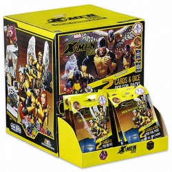 Marvel Dice Masters: X-Men First Class Dice Building Game Gravity Feed Box