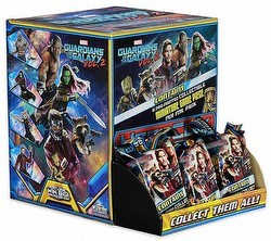HeroClix: Marvel Guardians of the Galaxy 2 Gravity Feed Box [Hobby Version]
