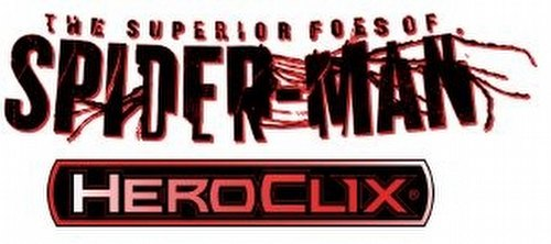 HeroClix: Marvel Superior Foes of Spider-Man Booster Case [20 boosters]