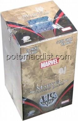 Marvel VS TCG: Gallery Pack Box