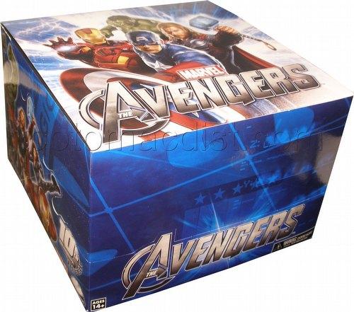 HeroClix: Marvel Avengers Movie Counter-Top Display Box