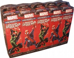HeroClix: Marvel The Amazing Spider-Man Booster Brick [10 boosters]