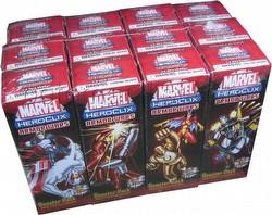 HeroClix: Marvel Armor Wars [12 boosters]
