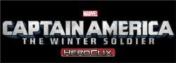 HeroClix: Marvel Captain America - The Winter Soldier 6-Figure Starter Set