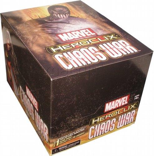 HeroClix: Marvel Chaos War Primer Display Box