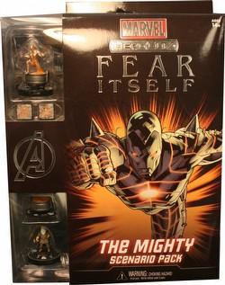 HeroClix: Marvel Fear Itself The Mighty Scenario Pack