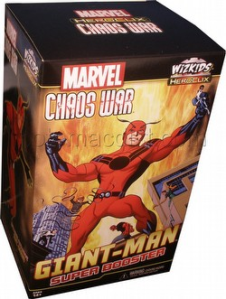 HeroClix: Marvel Giant Man Promotional Figure Super Booster Pack