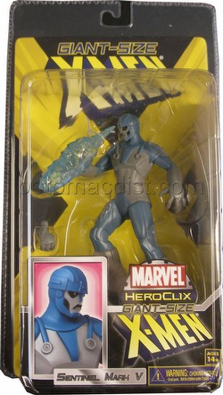 HeroClix: Marvel Giant-Sized X-Men Sentinel Mark V