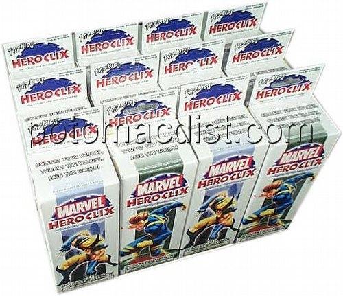 HeroClix: Marvel Infinity Challenge [12 boosters]