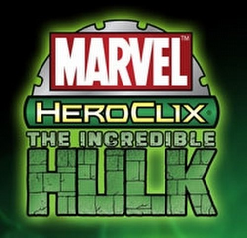 HeroClix: Marvel Incredible Hulk Fast Forces 6-Pack Case [16 packs]