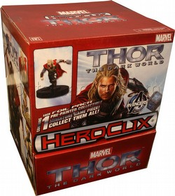 HeroClix: Marvel Thor - The Dark World Movie Gravity Feed Box