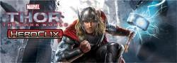 HeroClix: Marvel Thor - The Dark World Movie 6-Figure Starter Set