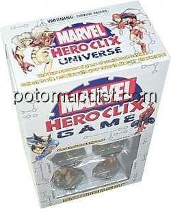 HeroClix: Marvel Universe [1 starter]