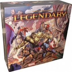 Marvel Legendary Deck Building Game Box