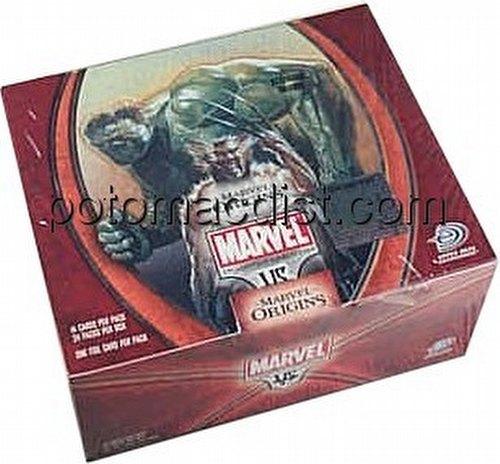 Marvel VS TCG: Origins Booster Box [Unlimited]