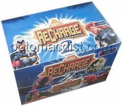 Marvel Recharge: Series 2 Starter Deck Box