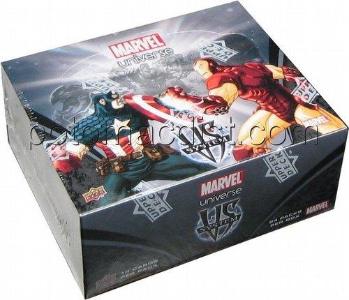 Marvel VS TCG: Universe Booster Box