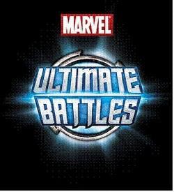 Marvel Ultimate Battles: Booster Box Case [12 boxes]