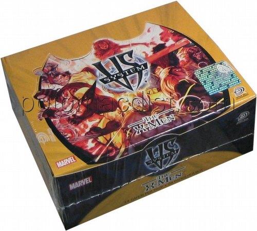 Marvel VS TCG: X-Men Booster Box