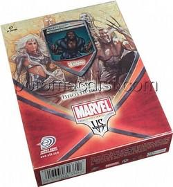 Marvel VS TCG: X-Men Vs. Brotherhood 2-Player Starter Deck [1st Edition]
