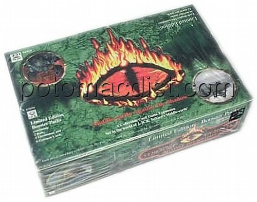 Middle Earth Collectible Card Game [CCG]: Against the Shadows Booster Box