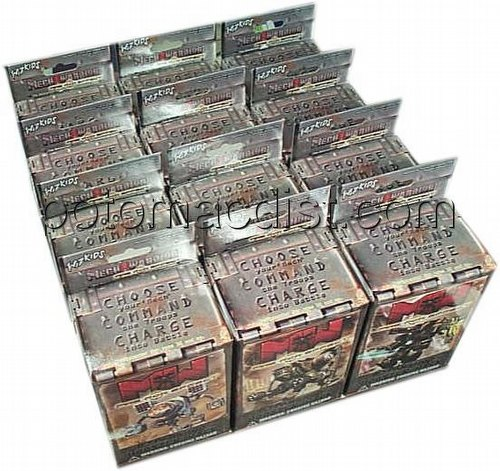 MechWarrior Collectible Miniatures Game [CMG]: Fire for Effect [12 Boosters]