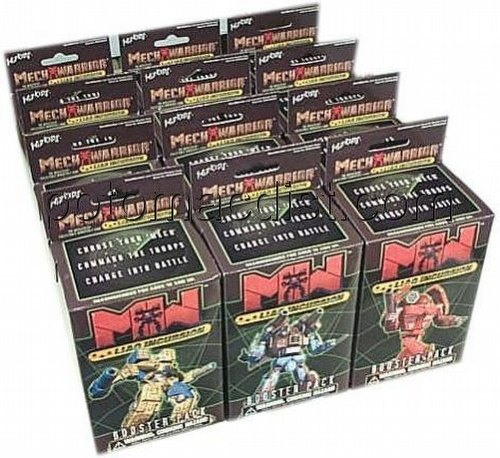 MechWarrior Collectible Miniatures Game [CMG]: Liao Incursion [12 boosters]