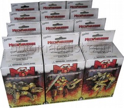MechWarrior Collectible Miniatures Game [CMG]: Firepower [12 Boosters]